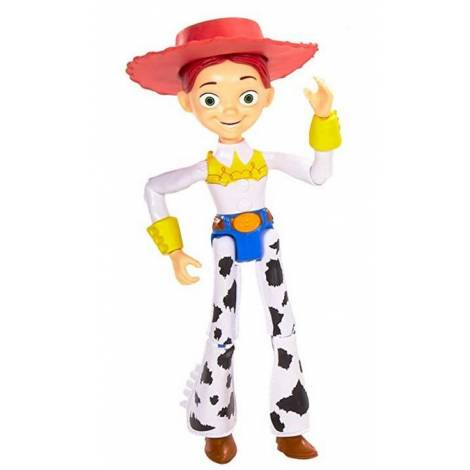 Mattel Toy Story 4 - Jessie Basic Poseable Figure (GDP70)