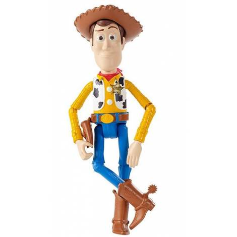 Mattel Toy Story 4 - Woody Basic Poseable Figure (GDP68)