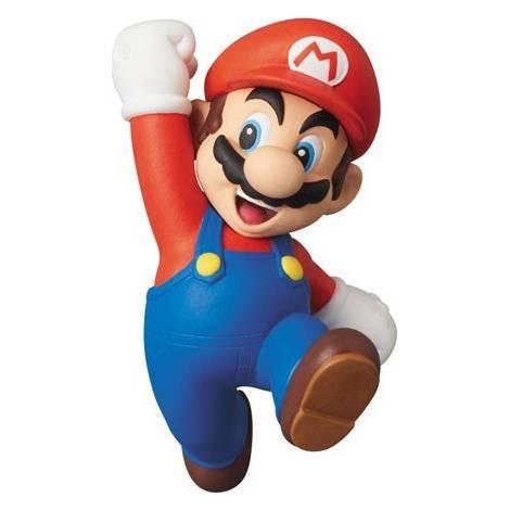 Medicom Toys New Super Mario Bros. Wii - Mario Series 1 Mini Figure (6cm)