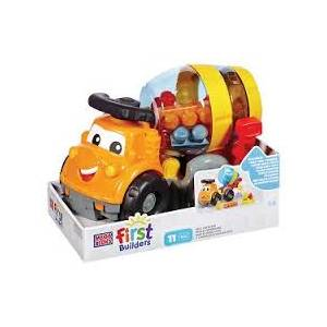MEGA BLOKS FIRST BUILDERS MIKE THE MIXER (CND67)