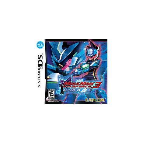 Megaman Starforce 3 - Black Ace - χωρίς κουτάκι (NINTENDO DS)