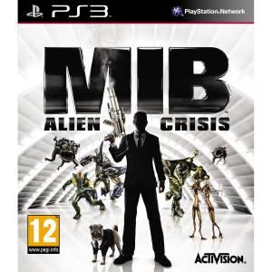 Men in Black III: Alien Crisis (PS3)