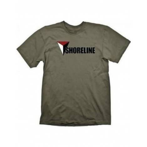 MER GAYA UNCHARTED 4 T-SHIRT SHORELINE (ARMY)
