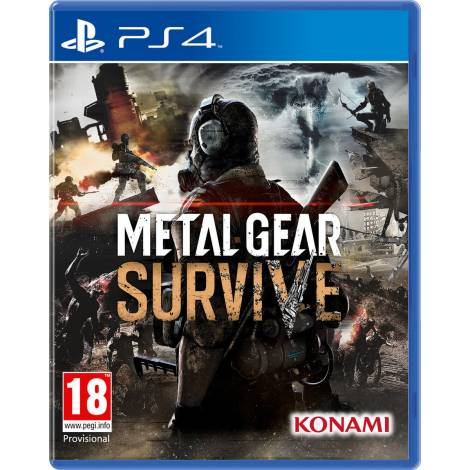 Metal Gear Survive - D1 Edition (PS4)