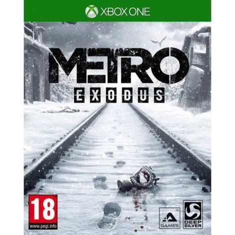 Metro Exodus (Day One Edition)  (Xbox One)