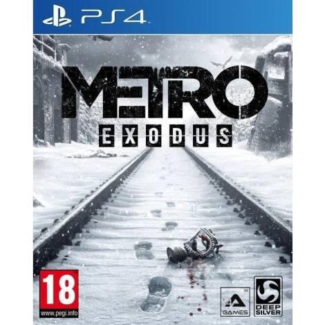 Metro Exodus (PS4)