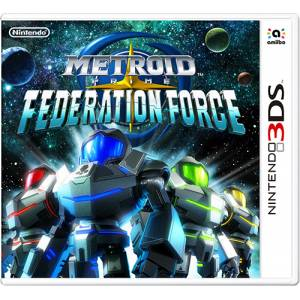 Metroid Prime: Federation Force (NINTENDO 3DS)