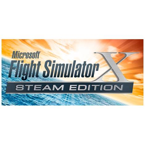Microsoft Flight Simulator X: Steam Edition (PC) (Κωδικός Μόνο)