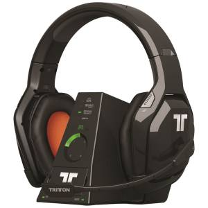 Microsoft Licensed Tritton Warhead 7.1 Wireless Headset (XBOX 360)