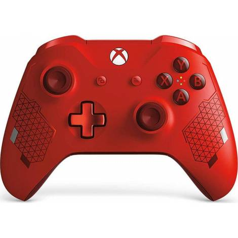 Microsoft Wireless Controller Sport Red Special Edition (XBOX ONE)