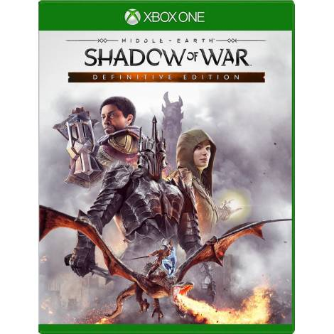 Middle-earth Shadow of War Definitive Edition (Xbox One)