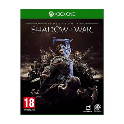 Middle-earth Shadow of War (Xbox One)