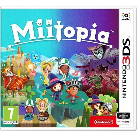 Miitopia (NINTENDO 3DS)