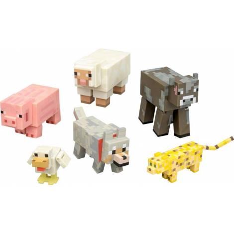 MINECRAFT - ANIMAL 6-PACK SERIES 2