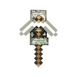 MINECRAFT - FOAM IRON PICKAXE