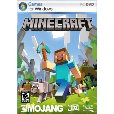 Minecraft για Windows 10 μόνο  - CD Key (Κωδικός μόνο) Και με οδηγίες εγκατάστασης   (PC)