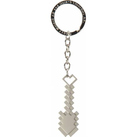 Minecraft Metal Shovel Keychain (7699)