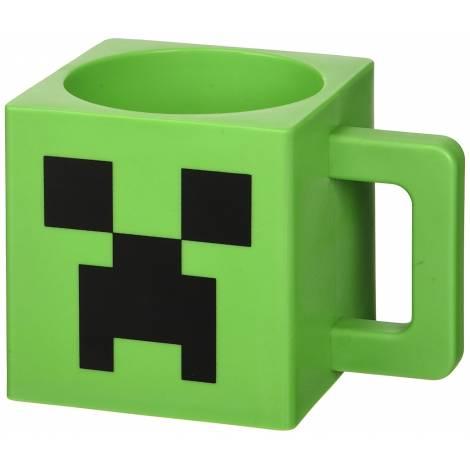 Minecraft Plastic Creeper Face Mug (4601MG)