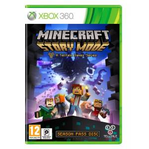 Minecraft: Story Mode - A Telltale Game Series - Season Pass Disc (XBOX 360)