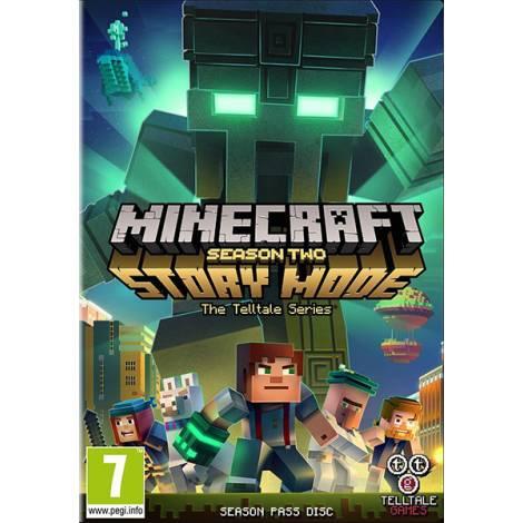 Minecraft: Story Mode Season 2 - Season Pass Disc (PC)