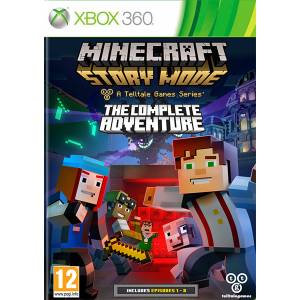 Minecraft: Story Mode - The Complete Adventure (XBOX 360)
