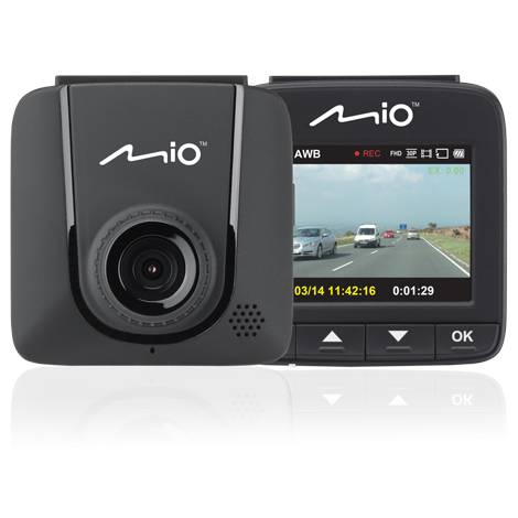 Mio Mivue 600 - Drive Video Recorder
