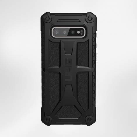 Monarch Case Galaxy S10 Plus Black (Matte) UAG (211351114040)