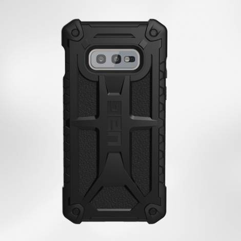 Monarch Case Galaxy S10E Black (Matte) UAG (211331114040)