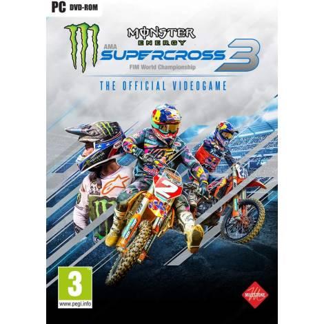 Monster Energy Supercross 3 (PC)