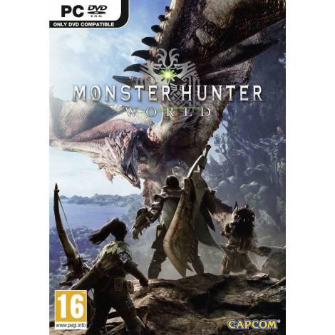 Monster Hunter World (PC) (Κωδικός Μόνο)