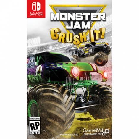Monster Jam Crush It (Nintendo Switch)