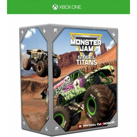 Monster Jam Steel Titans - Collector's Edition (Xbox One)