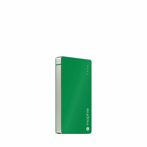 Mophie Juice Pack External Fast-Charge Battery 2,500mAh for iPhone, Android, Blackberry, Green