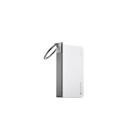 mophie Power Reserve with Lightning Connector (1,300mAh) MFI - white