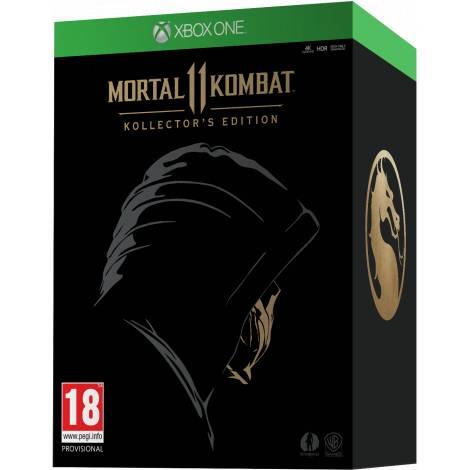 MORTAL KOMBAT 11 KOLLECTORS EDITION (Xbox One) & Shao Kahn Pre-Order Bonus