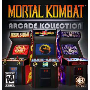 Mortal Kombat Arcade Kollection - Steam CD Key (Κωδικός μόνο) (PC)