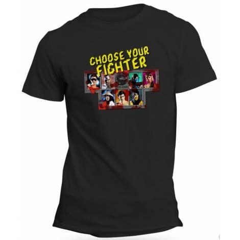 Mortal Kombat - Character Selection T-Shirt