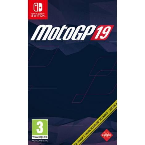 MOTO GP 19 (Nintendo Switch)