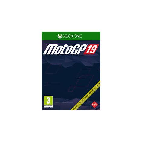 MOTO GP 19 (Xbox One)