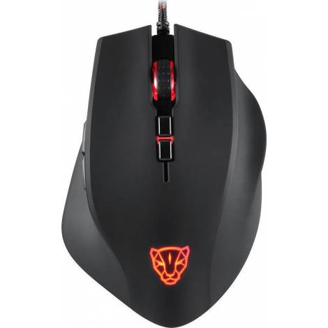 MOUSE MOTOSPEED V80 WIRED GAMING BLACK