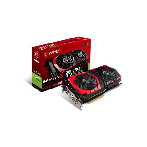 MSI VGA PCI-E NVIDIA GF GTX 1080 Ti GAMING X 11G