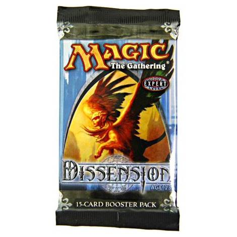 MTG: Dissension Ravnica Booster Pack