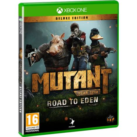 Mutant Year Zero: Road to Eden (Deluxe Edition) (Xbox One)