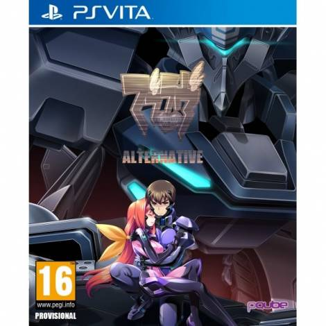 Muv Luv Alternative (Ps Vita)