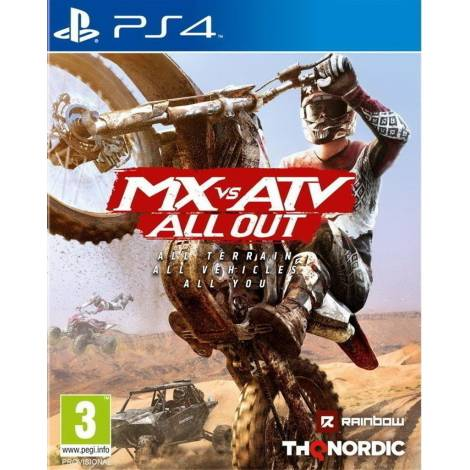 MX v ATV All-Out (PS4)