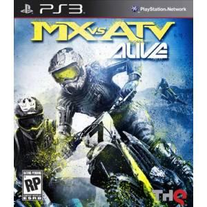 MX vs ATV: Alive (PS3)