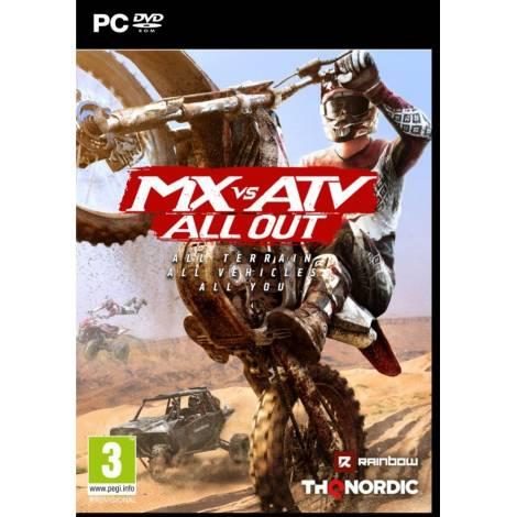 MX vs ATV: All Out (PC)
