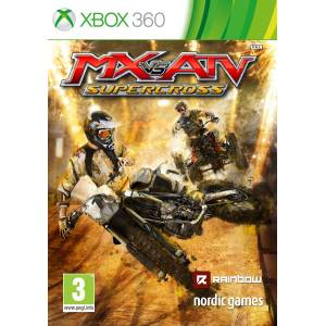 MX Vs ATV: Supercross (XBOX 360)