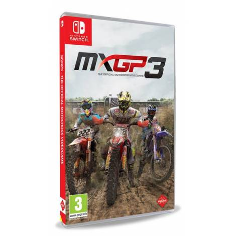 MXGP 3 (Nintendo Switch)