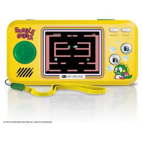 My Arcade Dreamgear Bubble Bobble Handheld Pocket Player (DGUNL-3248)